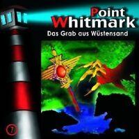 POINT WHITMARK - 07: DAS GRAB AUS WÜSTENSAND  CD NEU