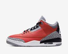 Nike Air Jordan 3 III Retro SE Fire Red Unite Cement Men's Size 10.5