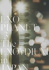 EXO PLANET #3 The EXOrDIUM 2DVD, Photo Book Limited Edition 213 min. F/S wTrack#