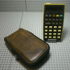 Calculatrice HP 25 Hewlett Packard avec housse - Vintage Singapore