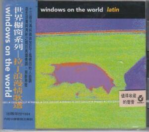 WINDOWS ON THE WORLD - Latin - Gilberto Gil - Sergio Mendes - Linda Ronstadt