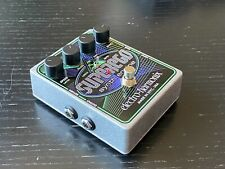Electro Harmonix Superego synth engine guitar effects pedal MINT