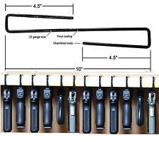 Gun Safety Storage Solution Original Handgun Pistol Pack of 12 Original Hangers
