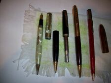 Vintage - Parker - Scripto - Eversharp and Arnold Mechanical Pencils and Ink Pen
