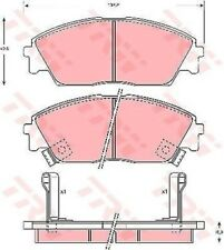 GDB763 TRW Bremsbelagsatz, Scheibenbremse Vorderachse