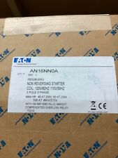 EATON CUTLER HAMMER AN16NN0A size 4 freedom series starter open nema