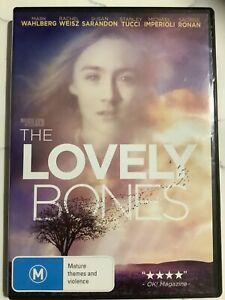 THE LOVELY BONES - DVD Region 4 - Mark Wahlberg LIKE NEW CONDITION