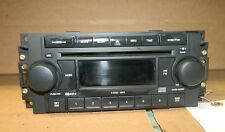 2006 2007 2008 DODGE RAM 1500/2500/3500 PICKUP/DURANGO OEM AM/FM/CD PLAYER RADIO