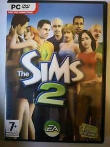 The Sims 2 Classic PC GAME | Free Postage