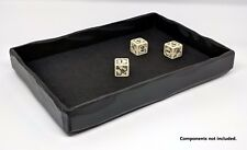 Dice Tray - colour Midnight, ideal for Board Gaming - Handcrafted