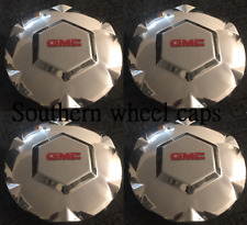 2002-2009 4pcs. GMC Envoy Chrome Center hub cap Caps