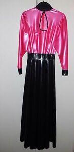 Latex Kleid Simon O. Gr. S