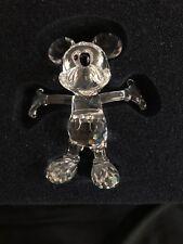 Swarovski Mickey Mouse 687414 w/Box & Coa