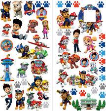 Paw patrol Wandtattoo paw patrol wall stickers Wandaufkleber decals 35cmX70cmx2