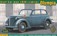 Ace 1/72 Olympia Staff Car Mod. 1838 (Cabrio) # 72507