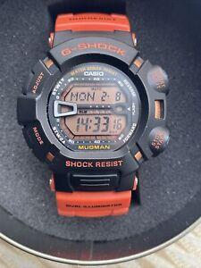 Casio G9000R Men G-Shock Mudman mega rare