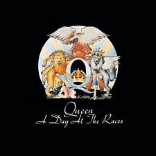 QUEEN - A DAY AT THE RACES: CD ALBUM (2011 DIGITAL REMASTER)