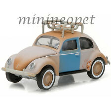GREENLIGHT 29840 A 1948 VW VOLKSWAGEN TYPE 1 SPLIT WINDOW BEETLE 1/64 GREY