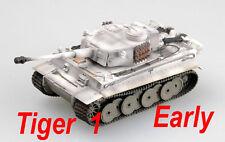 "Easy Model 1/72 Tiger 1 (Early)-SS ""LAH"",Kharkov,1943 Tiger Tank Model #36208"