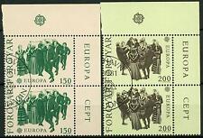 FAROE ISLANDS - 1981 - Europa. Folclore
