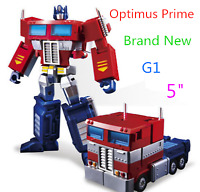 New Transformers Optimus Prime KBB MP-10 G1 GT-05 Action Figure Toys In Stock 5""