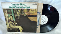 Jimmy Reed LP I Ain't From Chicago BluesWay-ABC Promo Rare Blues Quad NM-