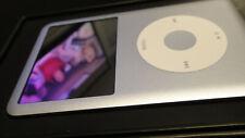 Apple iPod Classic 6th Generation A1238 160GB Silver + Box Gen 6 Excellent Shape