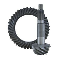Differential Ring and Pinion-Base Front,Rear Yukon Gear YG D44-411