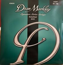 Dean Markley 2602A Signature Series Bass Strings