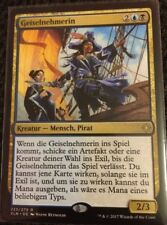 Top geiselnehmerin/Hostage Taker-ixalan-tedesco (NEAR-mint) * Pirata *