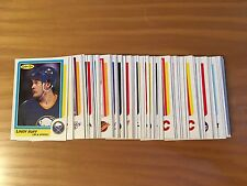 1986-87 O-Pee-Chee OPC Hockey Complete/Finish Your Set - You Pick