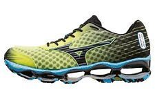 Mizuno Wave Prophecy 4 Men's Running Shoes lime/blue/black size 8 NEW