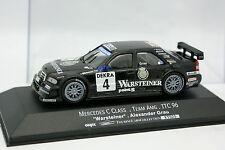 Onice 1/43 - Mercedes Classe C Team AMG ITC 96 Warsteiner