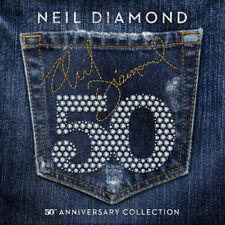 NEIL DIAMOND 50th Anniversary Collection 3CD BRAND NEW