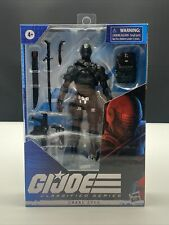 "G.I. Joe Classified Series Snake Eyes 6"" Action Figure #2 - NEW!!!"