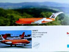 "Herpa Wings 1:500 Braniff International BAC 1-11-200 ""Jelly Bean Orange"" 523677"