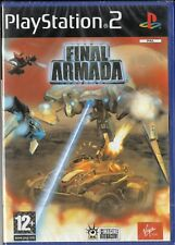 FINAL ARMADA / SONY  PS2 / NEUF SOUS BLISTER D'ORIGINE / VF & MULTI LANGUES