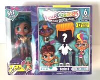 Hairdorables Series 1 BFF 2 pack Exclusive Noah-New