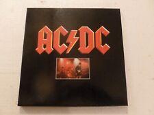 AC DC box set cofanetto degli , include 3 vinili, 1 45 giri e poster.
