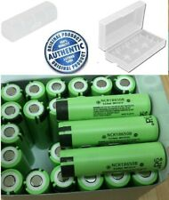 Authentic Panasonic NCR 3400mAh Rechargeable Flat Top Battery Fast Shipment