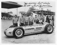 1952 Cummins Diesel Special Indy 500 Press Photo 0051