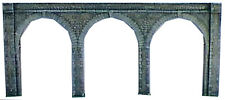 Viaduct 39 17 5cms Wall forming V14 UNPAINTED OO Scale Langley Models Kit 1/76