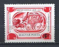 32029) HUNGARY 1978 MNH** Gyula Krudy - 1v. Scott# 2549