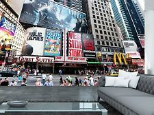 Broadway Wall Mural Photo Wallpaper GIANT WALL DECOR Paper Poster Free Paste