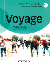 Voyage B1+ Workbook with Key and DVD Pack