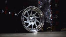 ESR SR09 18x9.5 +22 5x120 Silver BMW E36 E46 E90 E92 Z3 325i 330i 335i M3 M5 E39