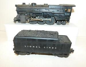 LIONEL 2035 ENGINE W/2466WX TENDER