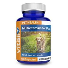 More details for multi vitamins for dogs, combination of 17 vitamins and minerals for pets, pa...