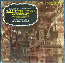 Morton Gould ‎– Fall River Legend, Interplay, Latin-American Symp~FAST SHIPPING!