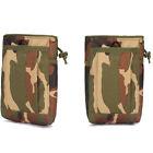 Heavy Duty Tactical Magazine Utility Drop Dump Pouch Molle Military Gun Ammo Bag